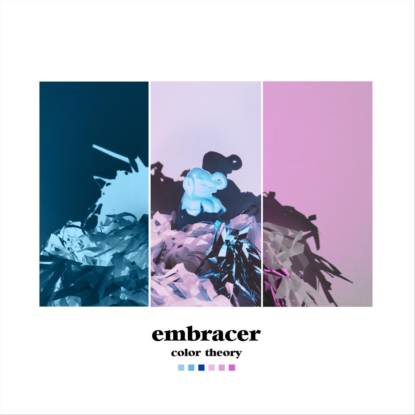 Embracer - Color Theory (2019)