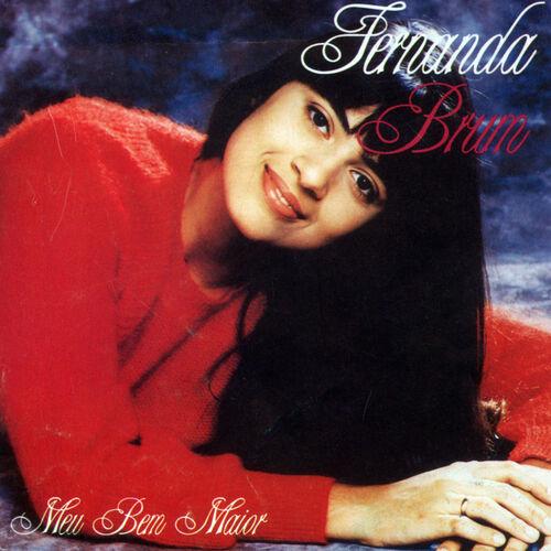 Baixar CD Meu Bem Maior – Fernanda Brum (1995) Grátis