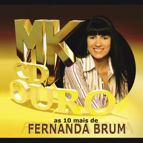 Baixar CD As 10 Mais de Fernanda Brum – Fernanda Brum (2005) Grátis