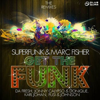 Get the Funk cover