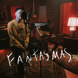 Album cover of Fantasmas