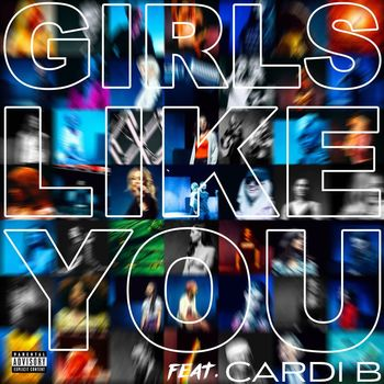 Girls Like You cover