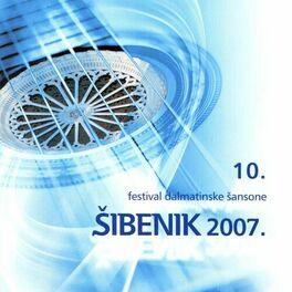 Album cover of 10. Festival Dalmatinske Šansone - Šibenik 2007.