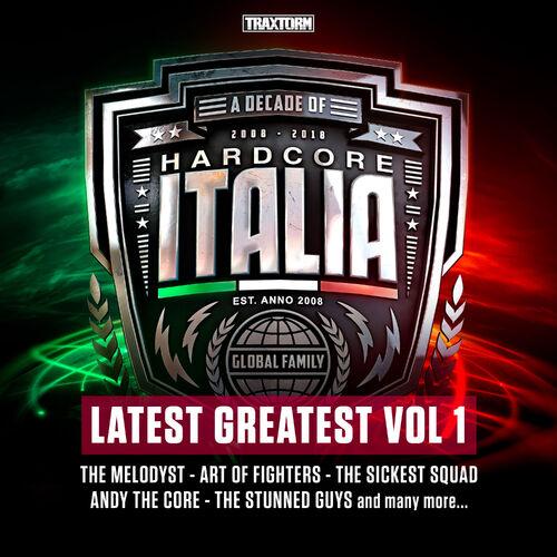 VV.AA. - Hardcore Italia - Latest Greatest Vol. 1 (LP) 2019