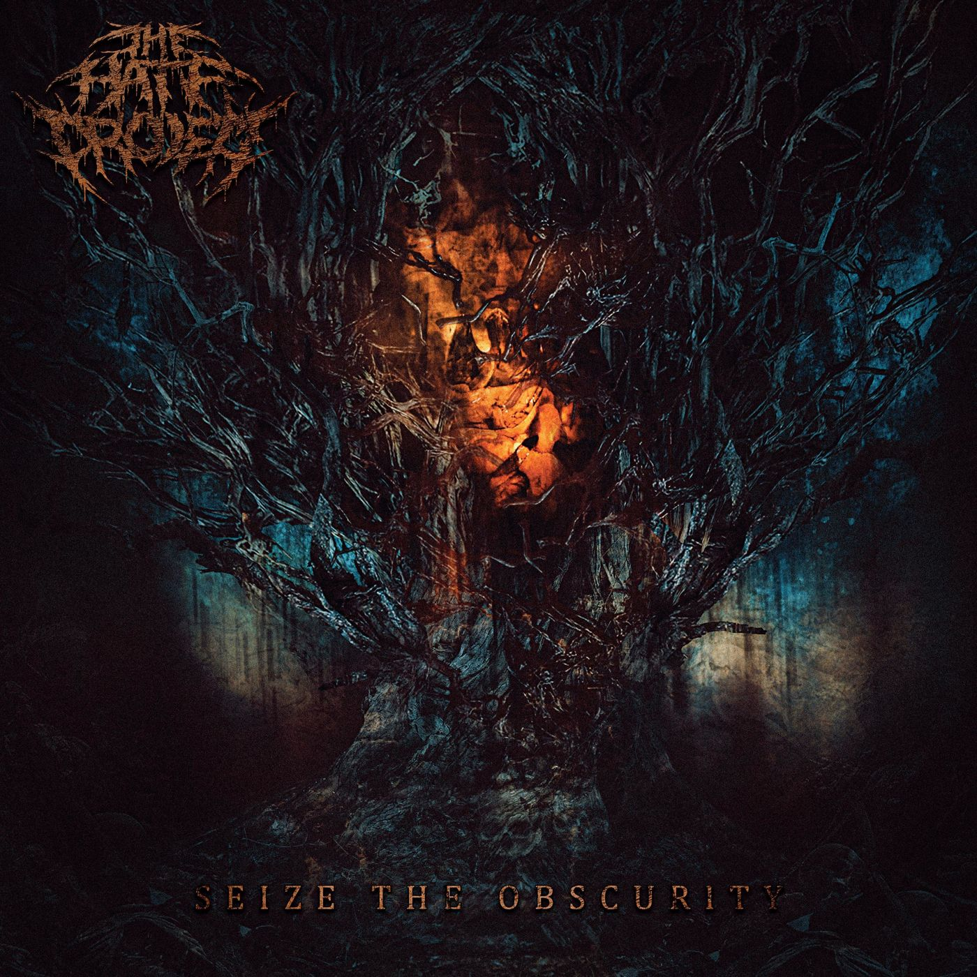 The Hate Project - Sentenced to Decay [single] (2021)