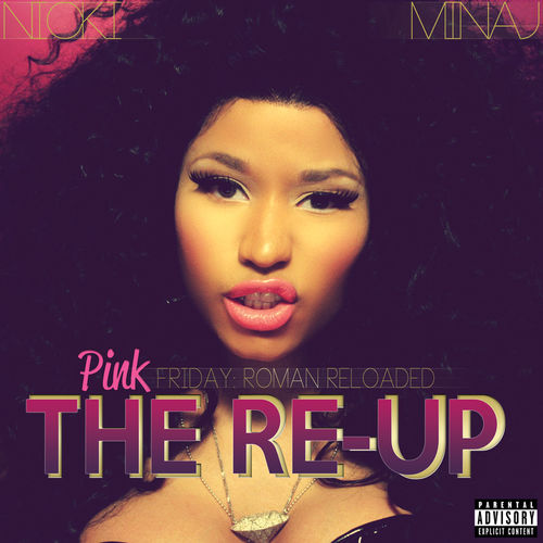 Baixar Cd Pink Friday: Roman Reloaded The Re-Up (Explicit Version) – Nicki Minaj (2012) Grátis