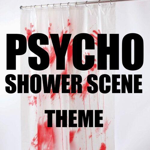 psycho shower curtain scene
