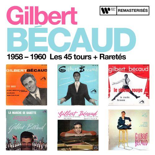 1958 - 1960 : Les 45 tours + Raretés