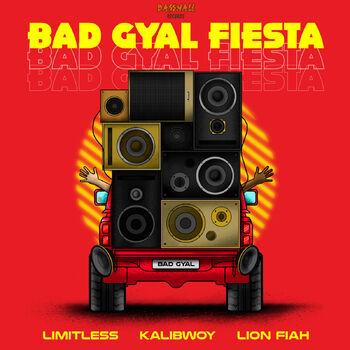 Bad Gyal Fiesta cover