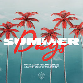 Album cover of Summer Days (feat. Macklemore & Patrick Stump of Fall Out Boy)