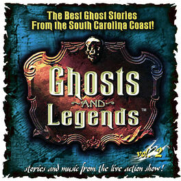 Album cover of Ghosts and Legends Vol. 2
