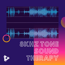 Album cover of 8kHz Tone Sound Therapy