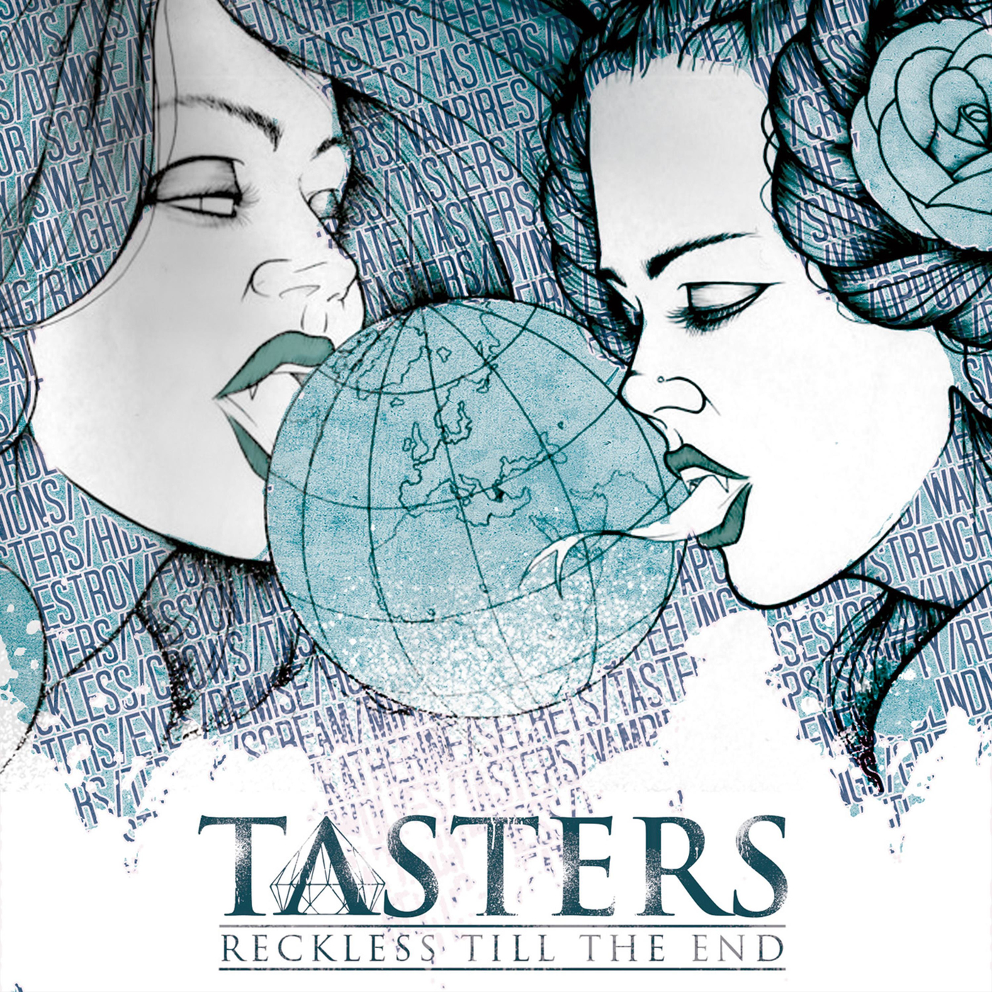Tasters - Reckless 'Till the End (2011)