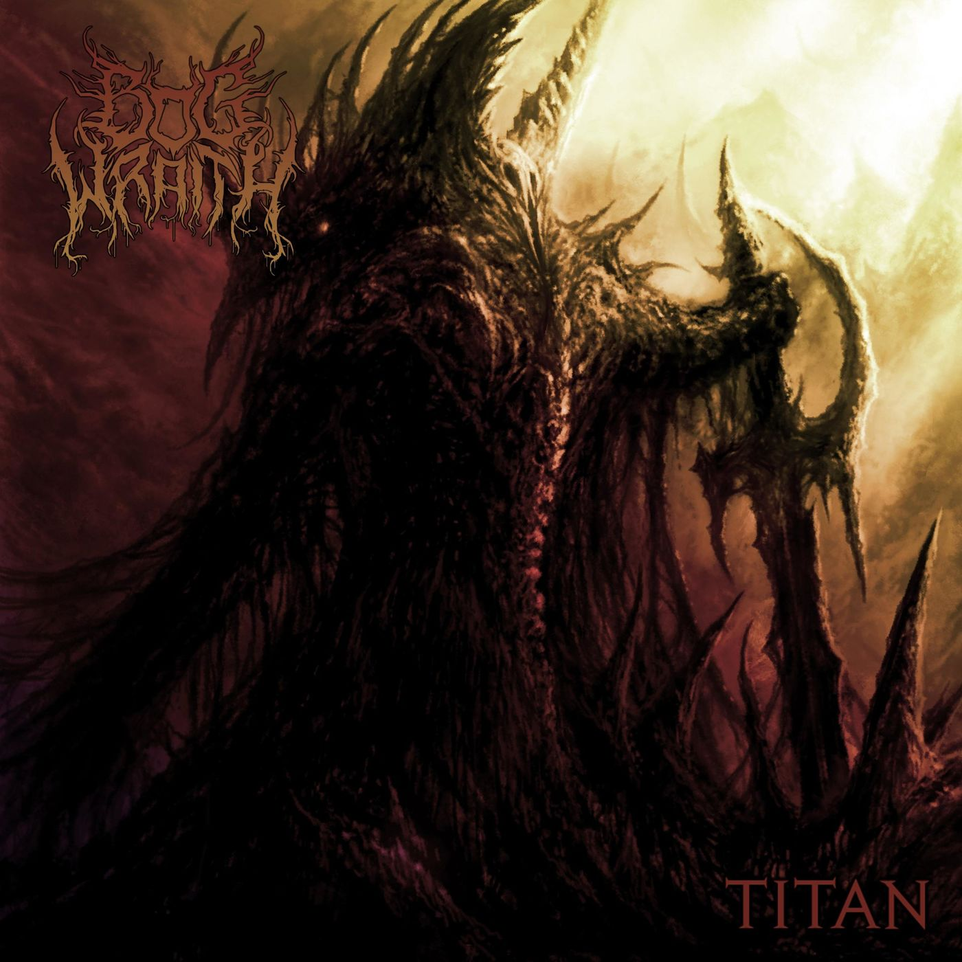 Bog Wraith - Titan [EP] (2020)