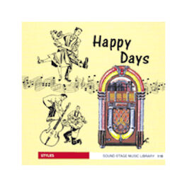 Album cover of Happy Days