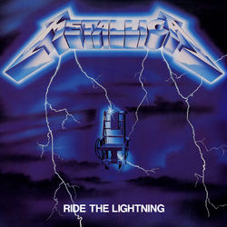 Metallica – Ride The Lightning (Remastered) 1984 CD Completo