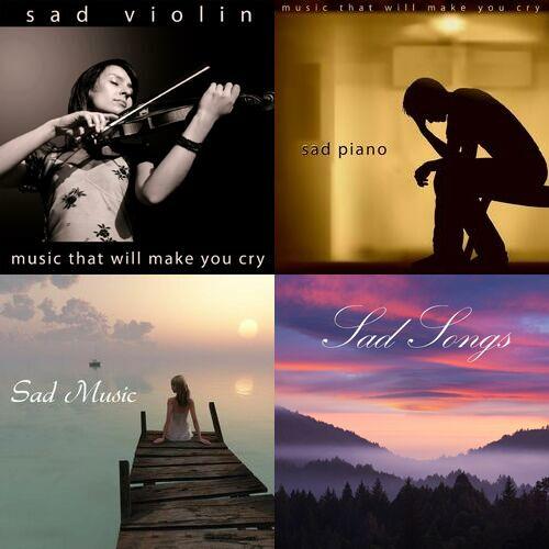 Sad Violin, Piano etc  playlist - Listen now on Deezer
