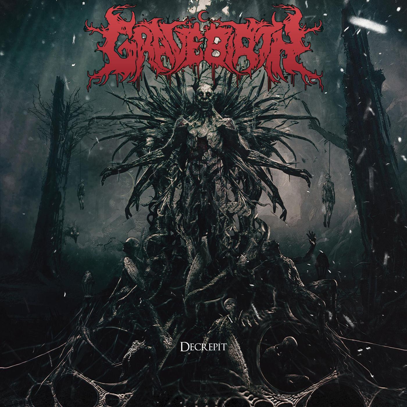 Gravebirth - Decrepit [EP] (2020)
