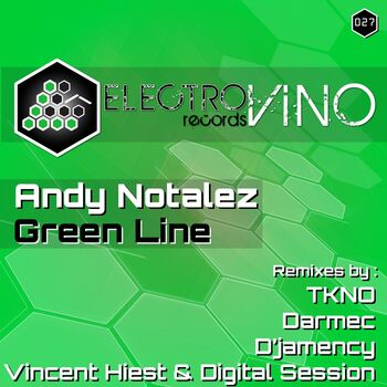 Green Line cover