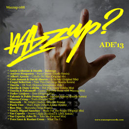 Album cover of Wazzup ADE'13