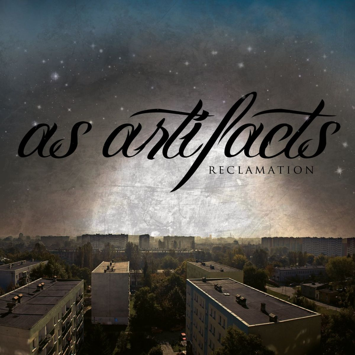 As Artifacts - Reclamation [EP] (2011)