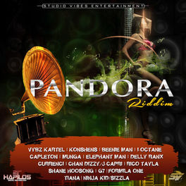 Album cover of Pandora Riddim