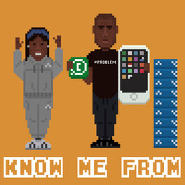 Album cover of Know Me From