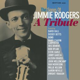 Album cover of The Songs Of Jimmie Rodgers - A Tribute