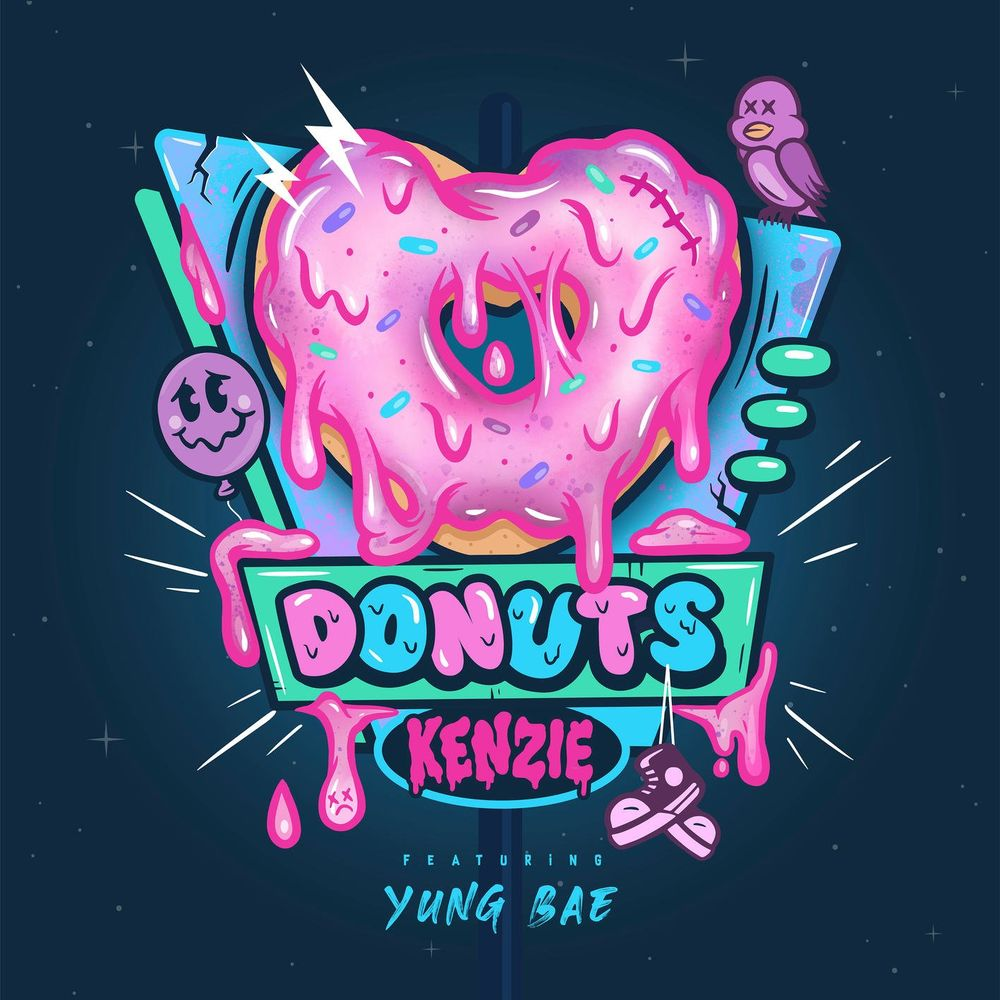Donuts (feat. Yung Bae)