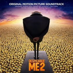 Despicable Me 2 (Original Motion Picture Soundtrack) 2013 CD Completo