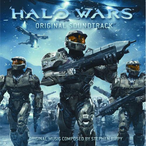 Stephen Rippy: Halo Wars (Original Soundtrack) - Music