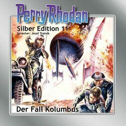 Der Fall Kolumbus - Perry Rhodan - Silber Edition 11 Audiobook