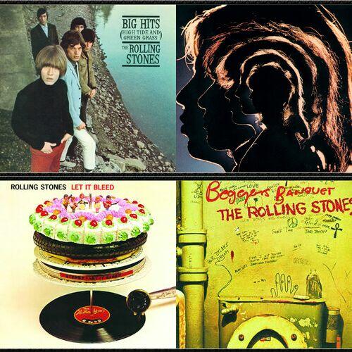 ROLLING STONES - 1964 A 1969 playlist - Listen now on Deezer