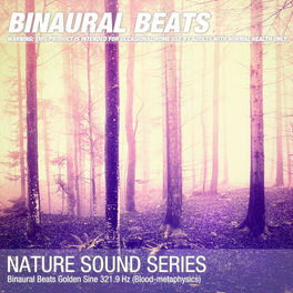 Binaural Beats & Isochronic Tones: Binaural Beats Golden Sine Pure