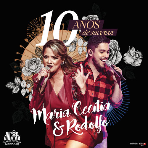 Baixar CD Maria Cecília & Rodolfo, Baixar CD 10 Anos De Sucessos (Ao Vivo) - Maria Cecília & Rodolfo 2017, Baixar Música Maria Cecília & Rodolfo - 10 Anos De Sucessos (Ao Vivo) 2017