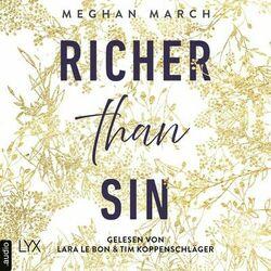 Richer than Sin - Richer-than-Sin-Reihe, Band 1 (Ungekürzt) Audiobook