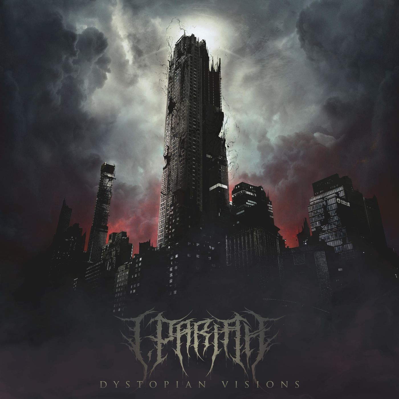 I, Pariah - Dystopian Visions [single] (2020)