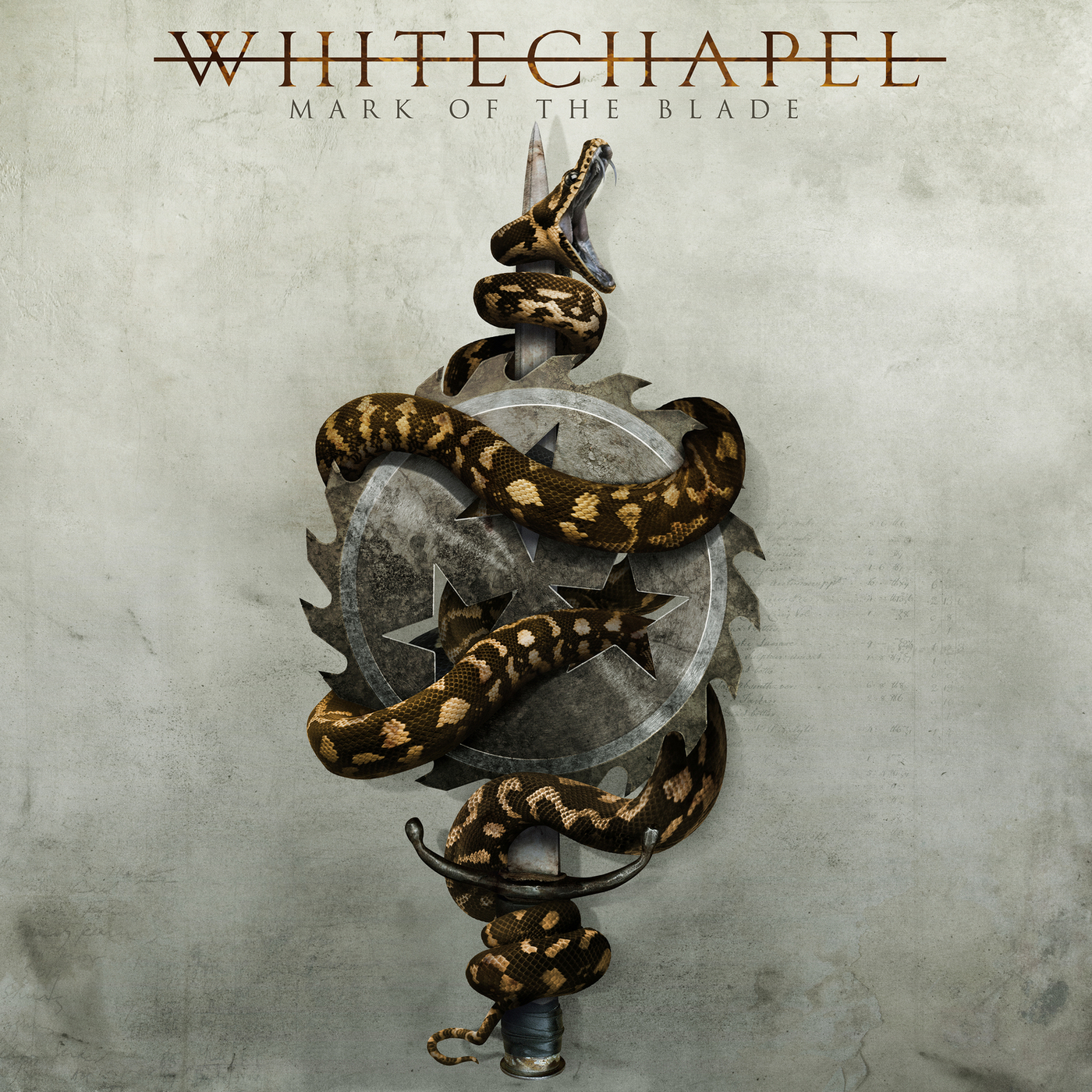 Whitechapel - Mark of the Blade [single] (2016)