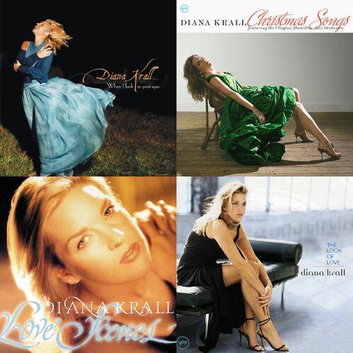 lista pesama diana sluaj na deezer u strimovanje muzike - Diana Krall Christmas Songs
