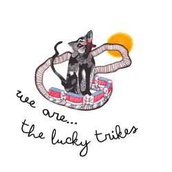 We Are… The Lucky Trikes