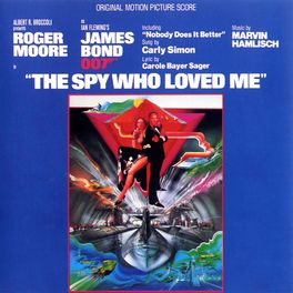 Album cover of The Spy Who Loved Me