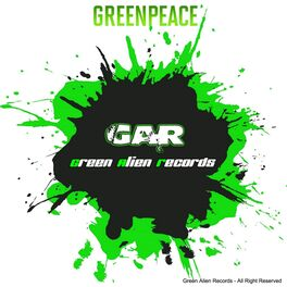 Album cover of Greenpeace