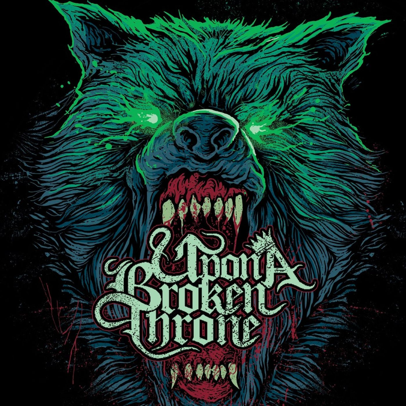 Upon a Broken Throne - AUTHORS [single] (2020)