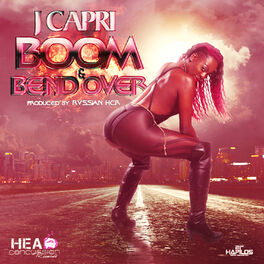 Album cover of Boom and Bend Over