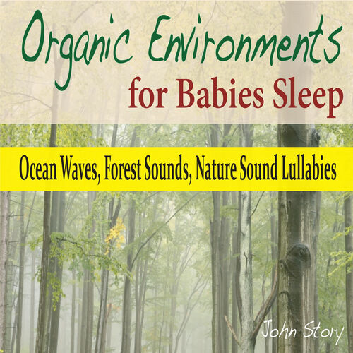 John Story: Organic Environments for Babies Sleep: Ocean Waves