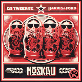 Album cover of Moskau