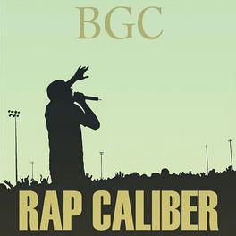 Album cover of Rap Caliber