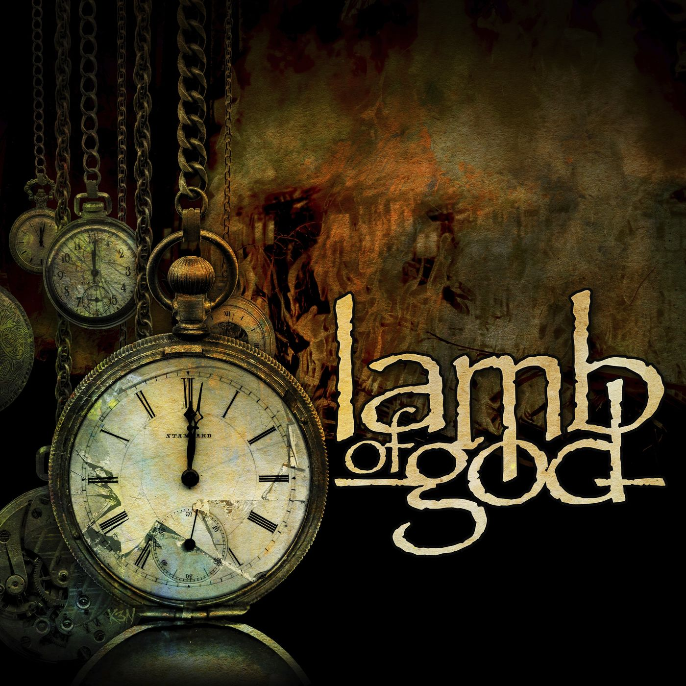 Lamb of God - Checkmate [single] (2020)