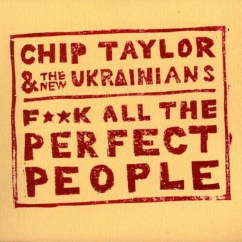F**K All the Perfect People cover