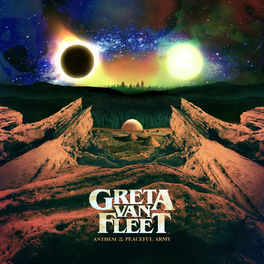 Album cover of Anthem Of The Peaceful Army